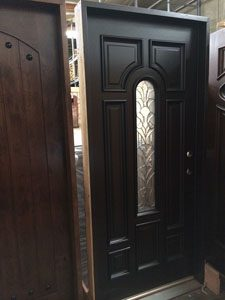 Steel Iron Entry Doors