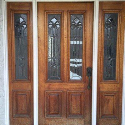 Single Doors w/ Sidelite