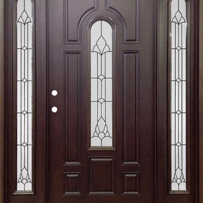 Exterior Fiberglass Doors fm300 white single exterior fiberglass door - jeunesse wood door